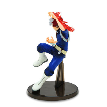 Shoto Todoroki The Amazing Heroes Figure