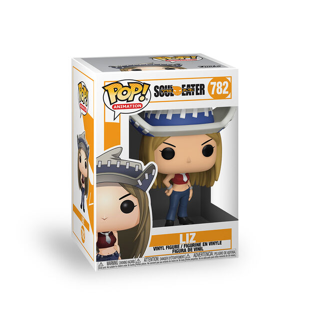 Liz Funko Pop!