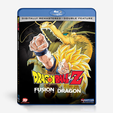 Double Feature - Fusion Reborn/Wrath of the Dragon