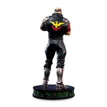 Jet Black Statue