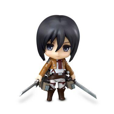 Nendoroid Mikasa Ackermann