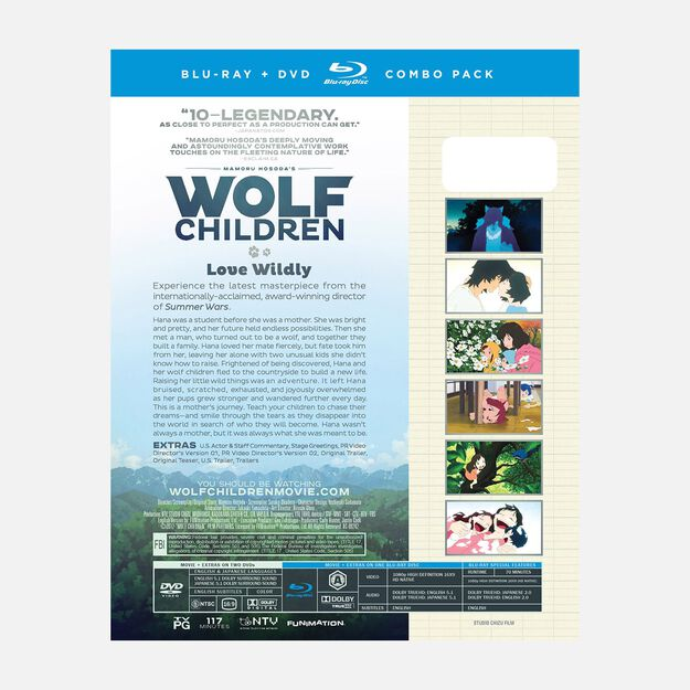 The Movie - BD/DVD Combo