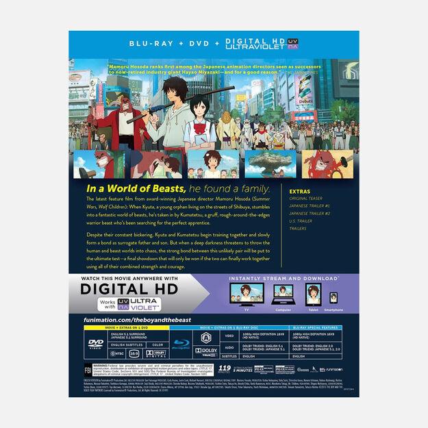 The Movie - BD/DVD Combo + UV