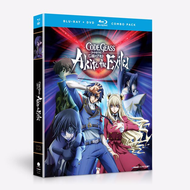 OVA Series - BD/DVD Combo