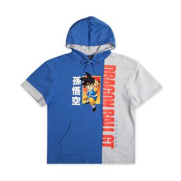 Dragon Ball GT Goku Panel Hoodie