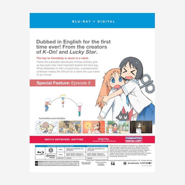 The Complete Series - English Dub & Sub - BD