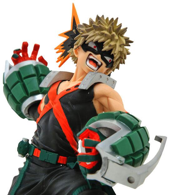 Katsuki Bakugo Age of Heroes Figure