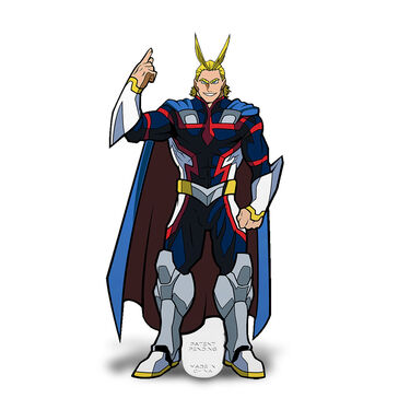 All Might - Young Age (#523) FiGPiN