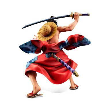Luffy Portrait of Pirates (Warriors Alliance) Figure