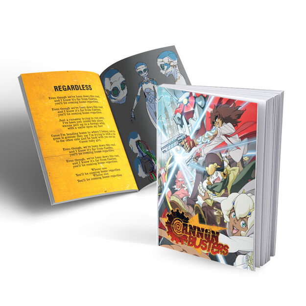 Cannon Busters - The Complete Season - Limited Edition