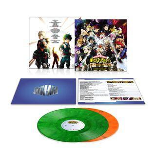 Heroes Rising LP Vinyl