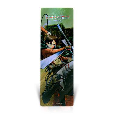 Scout Regiment Eren Bookmark