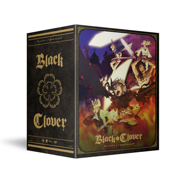Season 3 Part 3 Plus Collector's Box