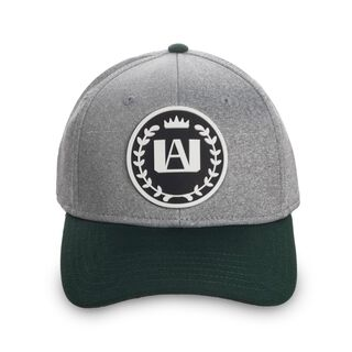School Logo Flex Fit Hat