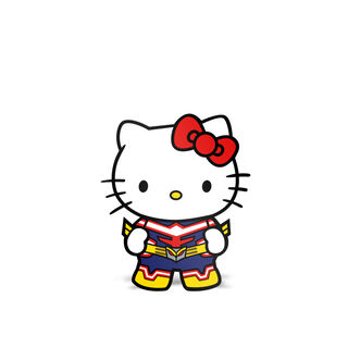 Hello Kitty All Might FiGPiN