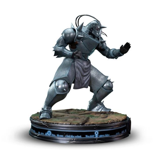 Alphonse Elric Statue (Gray Variant)