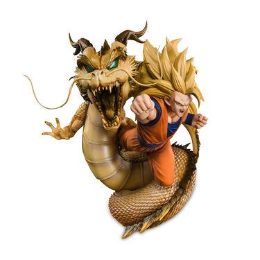 Super Saiyan 3 Goku Figuarts ZERO Figure
