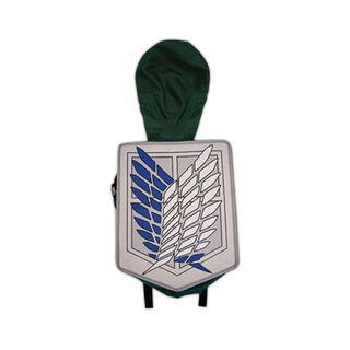 ATTACK ON TITAN - SCOUT LEGION BACKPACK