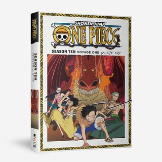Season Ten, Voyage One - DVD