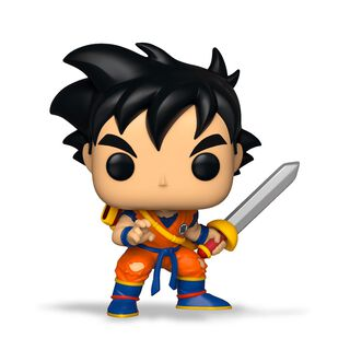Funko Pop Young Gohan with Sword