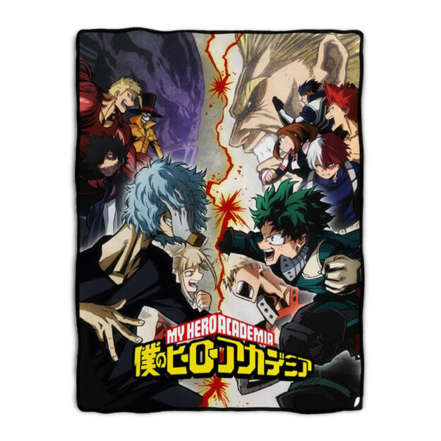 Character Blanket