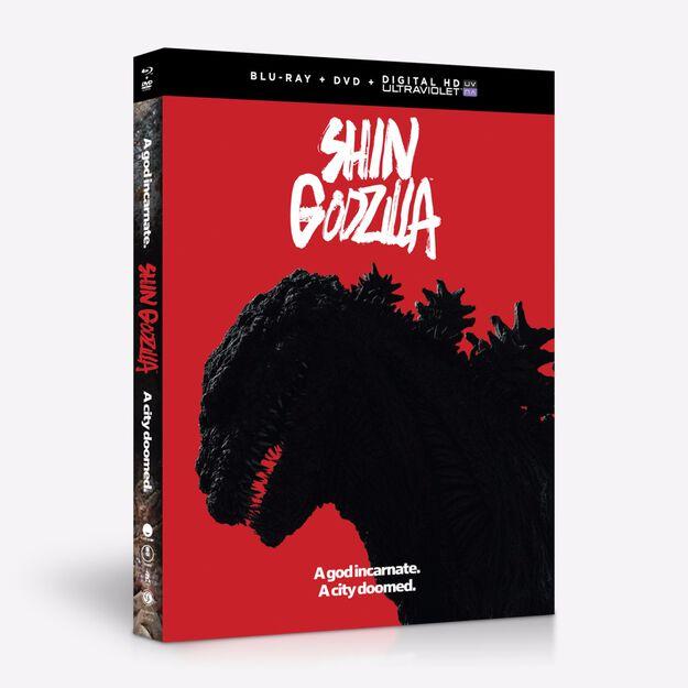 Movie - BD/DVD Combo + UV