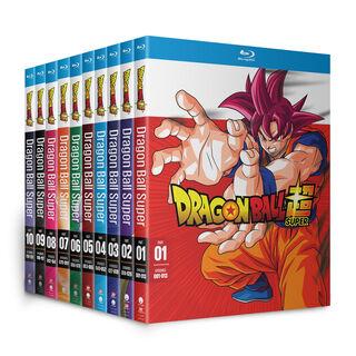 Dragon Ball Super Bundle