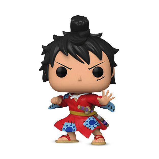 POP Animation: One Piece- Luffy in Kimono