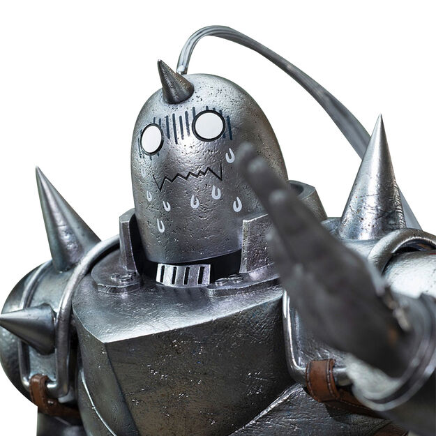 Alphonse Elric Statue (Silver Variant)