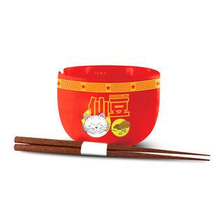Ramen Bowl and Chopsticks Set