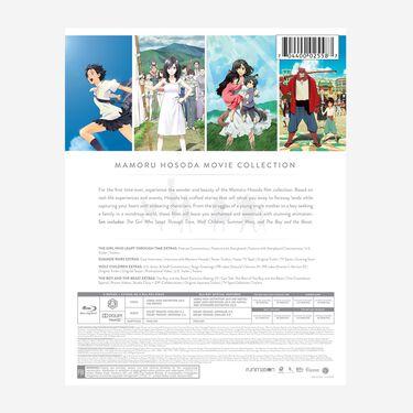 Mamoru Hosoda Movie Collection
