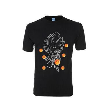 Goku SD Super Saiyan Men's T-Shirt
