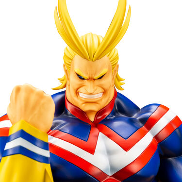 All-Might Bonus Face