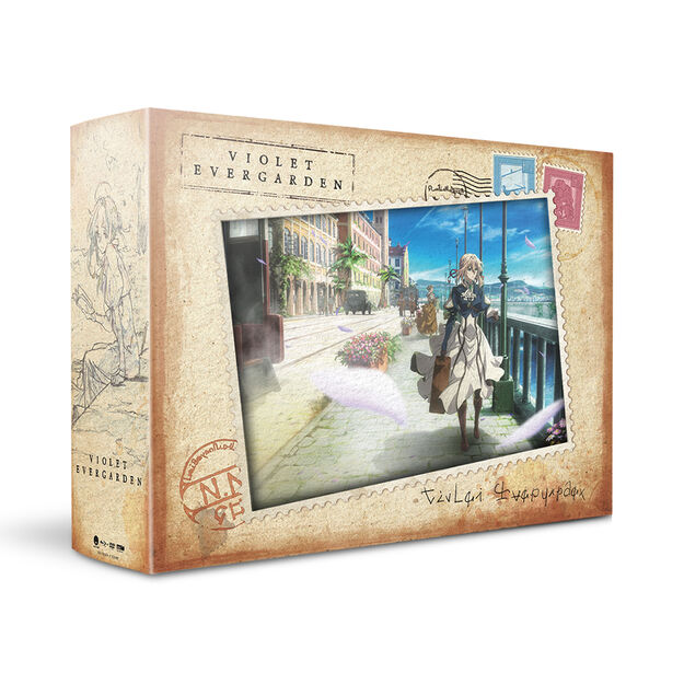 Violet Evergarden - The Complete Series - Limited Edition