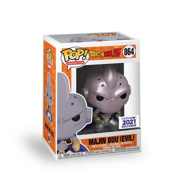 Majin Buu (Evil Metallic) Funko Pop!