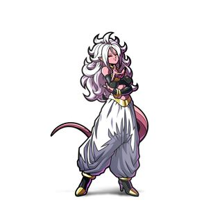 Android 21 FiGPiN