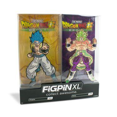 Gogeta Broly XL FiGPiN 2 Pack