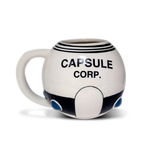 Capsule Corp Ship Mug