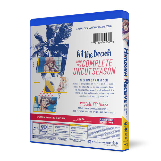 The Complete Season - Essentials - BD+Fun Digital