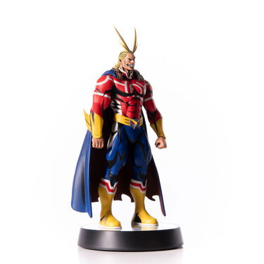 All Might: Silver Age Figure (Standard Edition)