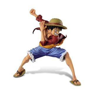 Luffy Maximatic Figure