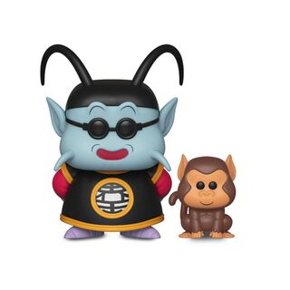 Funko Pop - King Kai & Bubbles