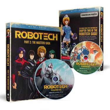 Robotech - Part 2 (The Masters) - BD+Fun Digital