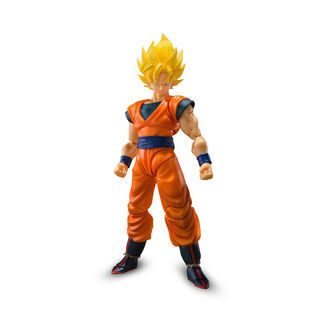 Super Saiyan Son Goku Full Power BANDAI S.H.Figuarts Figure