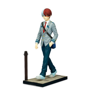Shoto Todoroki (Uniform Ver.) Connect Collection Figure