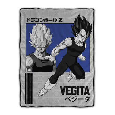 Vegeta Fleece Blanket