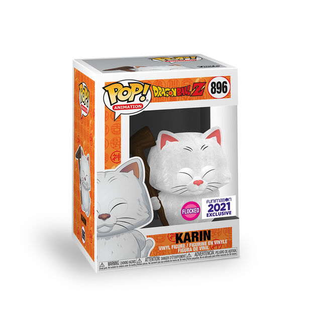 Karin Flocked Funko Pop!