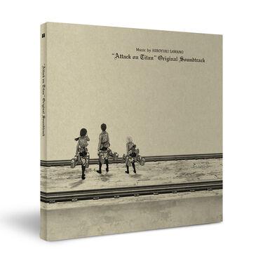 Season 1 Soundtrack Triple LP Vinyl