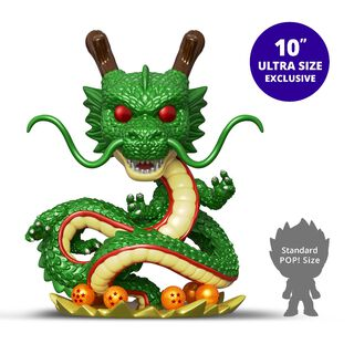 Funko Pop Ultra Size Shenron Metallic & Glow in the Dark