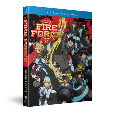 Season 2 Part 2 - BD/DVD Combo + Fun Digital